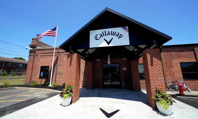 画像: キャロウェイゴルフのボール工場