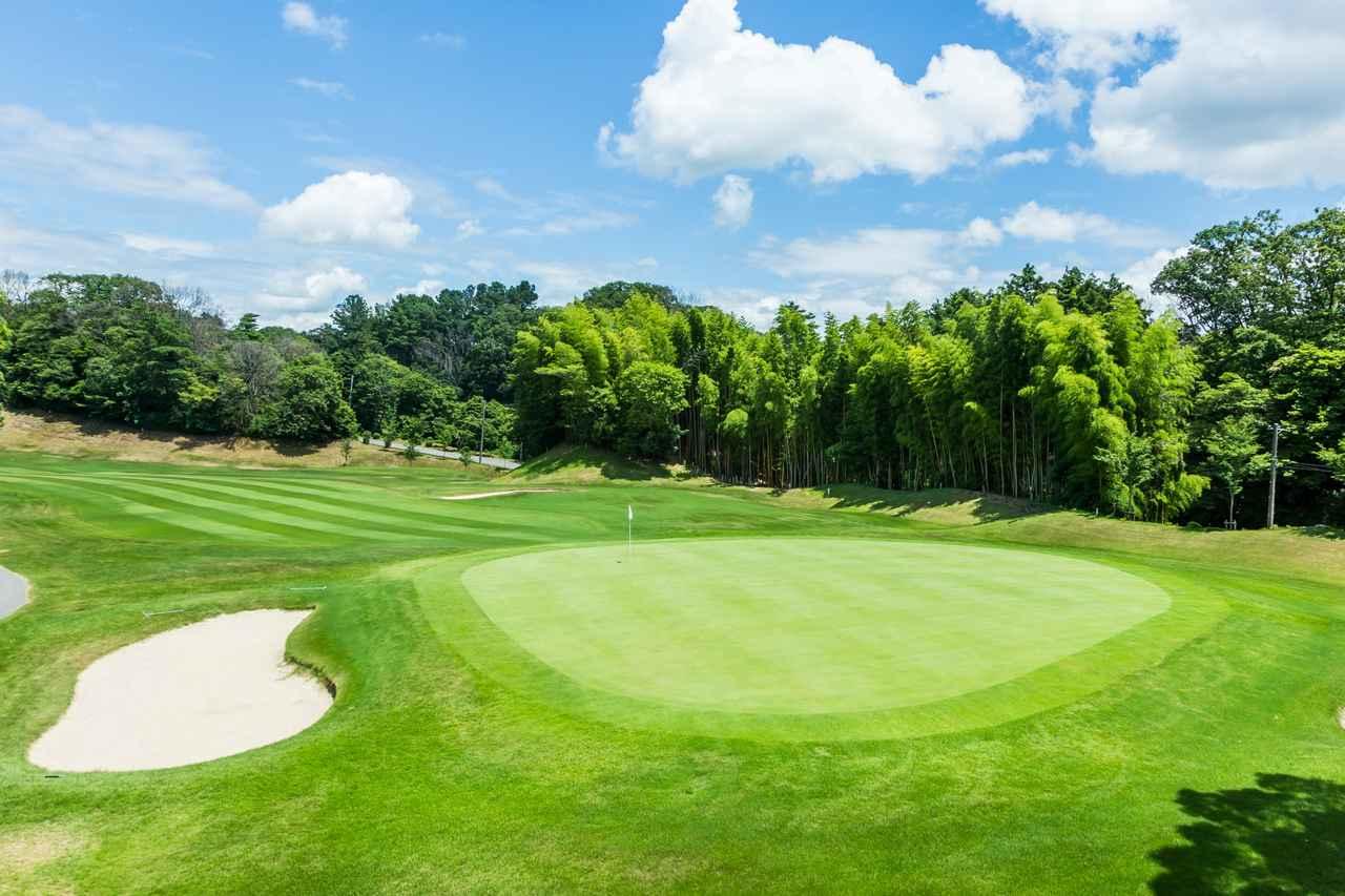 Images : 5番目の画像 - 高低差がある多彩な18ホール - ゴルフへ行こうWEB by ゴルフダイジェスト
