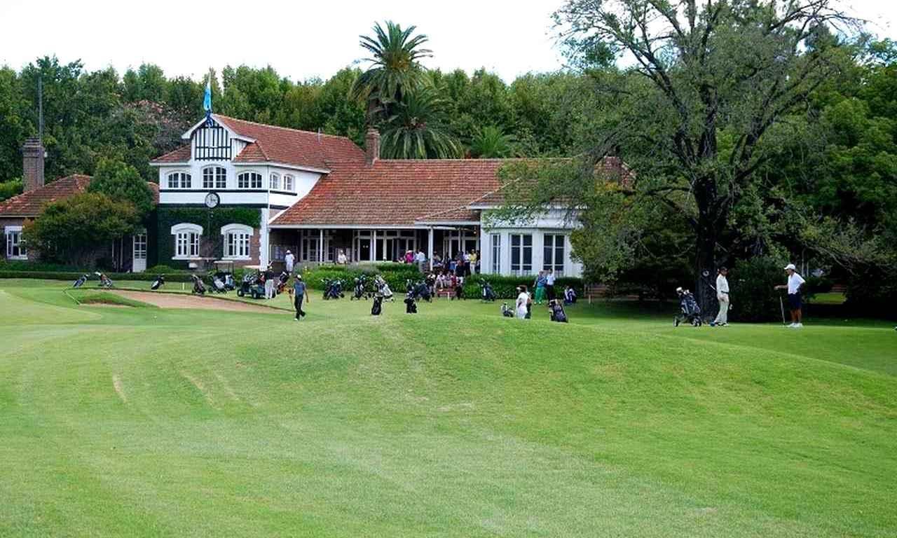 画像: サンアンドレスゴルフクラブ アルゼンチン最古のコース。ボビー・ジョーンズも訪れた