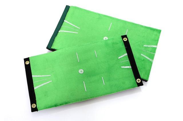 画像: ACUストライク ゴルフ :アウトドア用(495×255×5mm)とインドア用(495×255×25mm)の2種。価格:インドア8,856円(税込)、アウトドア7,344円(税込)