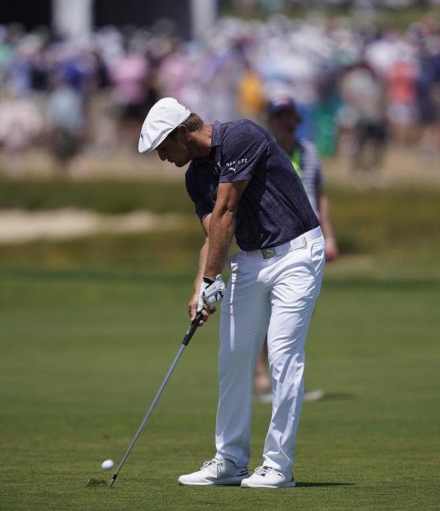 """画像3: 【ブライソン・デシャンボー】変則にみえて合理的。同じ動きで全クラブを網羅""""ライン出し""""スウィング。PGAツアー初戦も優勝"""