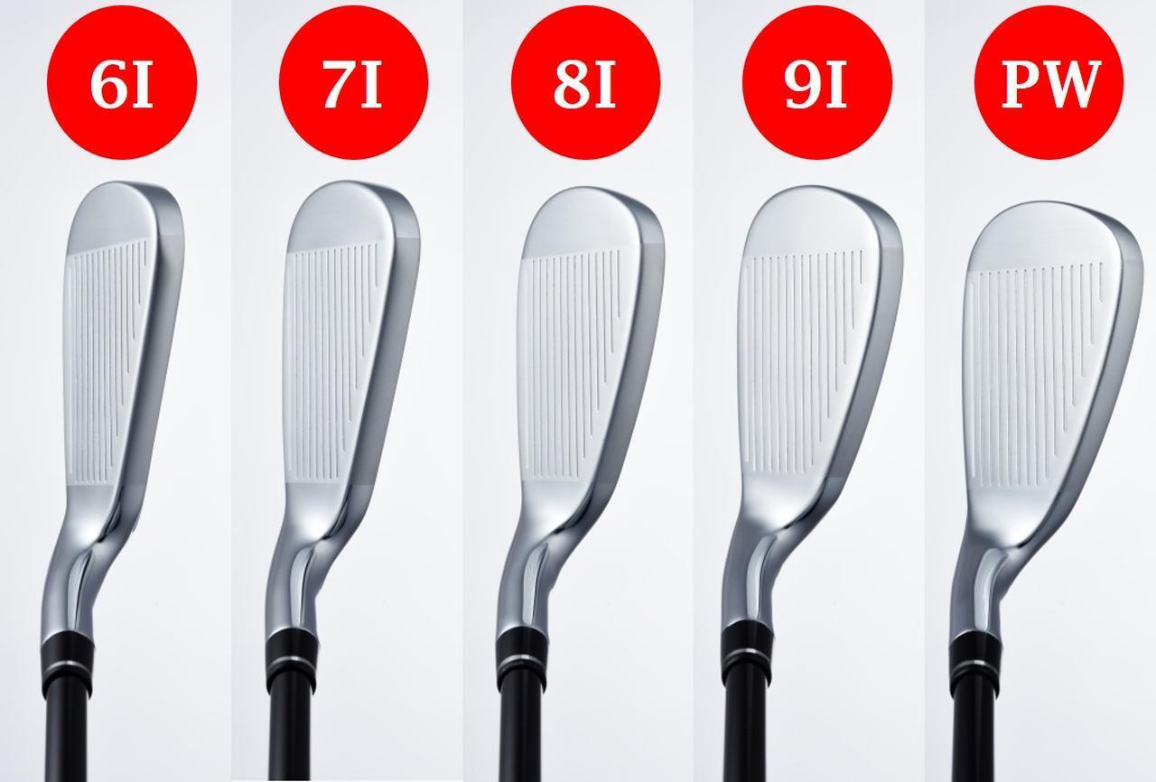 画像: ロフトは7番で27度。セミグースでやさしくつかまる印象