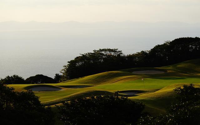 画像: 野母崎ゴルフクラブ 18H 6622Y P72