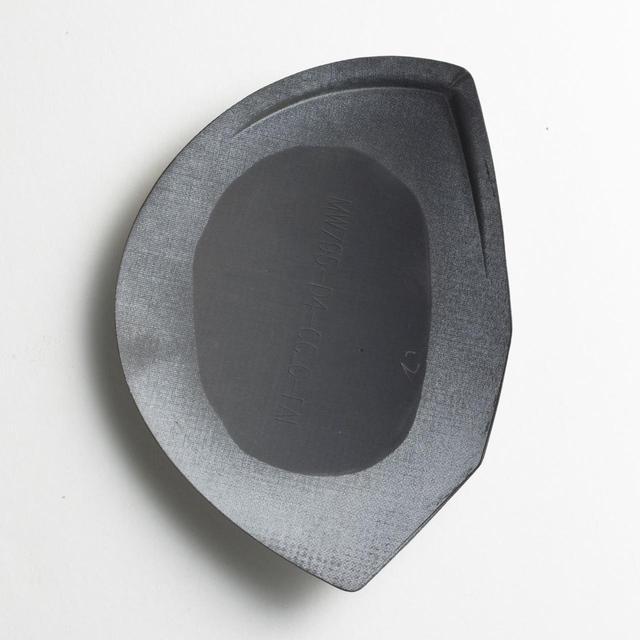 画像: 【カーボンクラウンの裏面】表面はシルバーだが裏を見るとM4とほとんど同じ形状であることがわかる