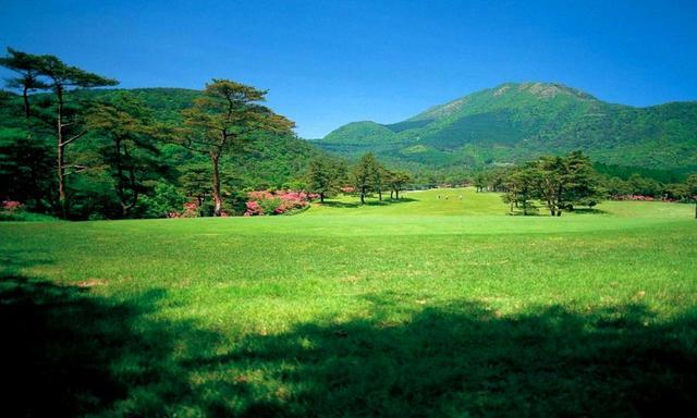 画像: 雲仙ゴルフ場 18H 6133Y P72