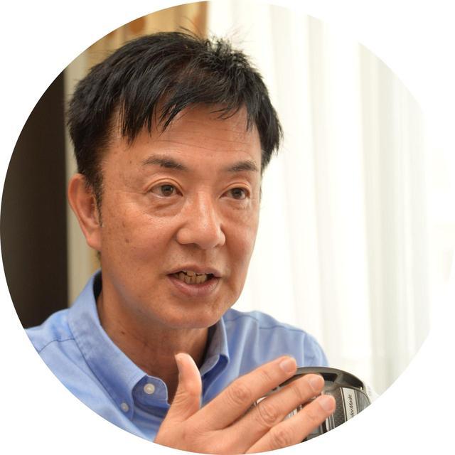 画像: 【構造解説】松尾好員(クラブ設計家) 30年も前に「カーボンクラウン」で実用新案を取得。数多くのクラブを手掛けてきたクラブ設計家