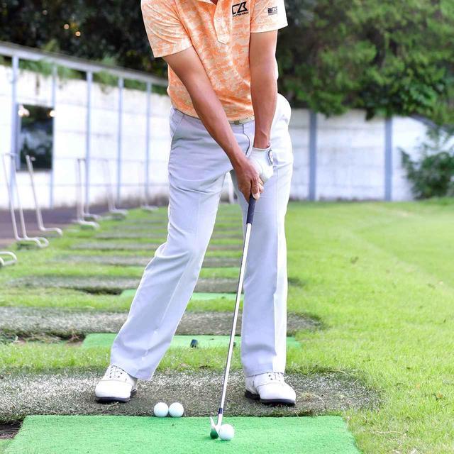 画像: 【4週目】「ボール左置きドリル」で、下半身リードをマスター!