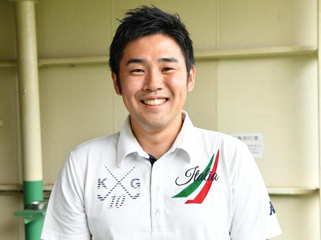 画像: 【教わる人】砂田悟さん 32歳/ゴルフ歴2年/平均スコア97