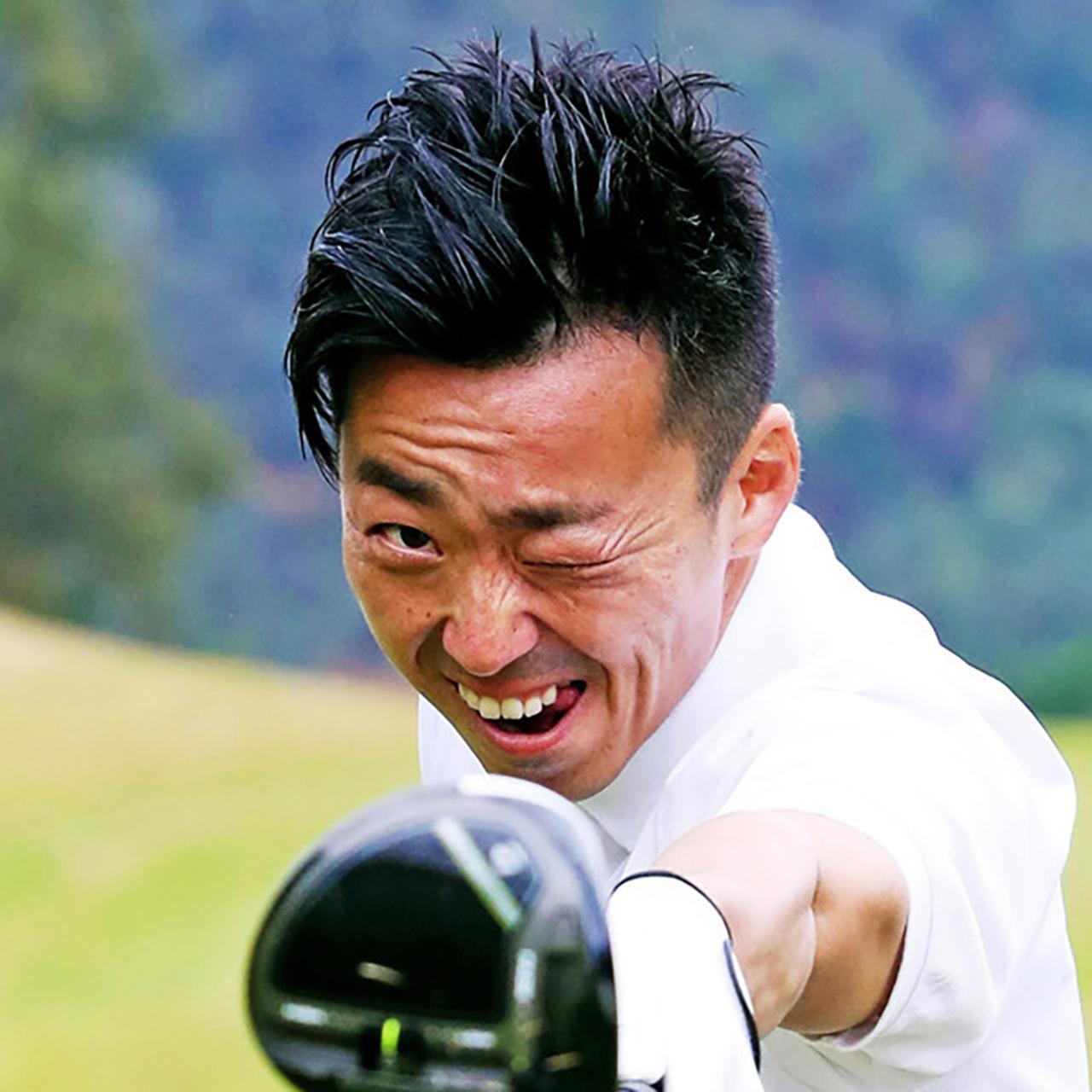 画像: 【解説】武市悦宏プロ たけいちえつひろ。43歳岐阜県出身。分かりやすいレッスンがモットー。2013年レッスン・オブ・ザ・イヤー受賞。