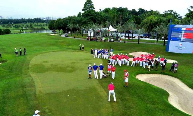 画像: グレンマリー・ゴルフ&カントリークラブ ガーデンコース 18H 7003Y P72/バレーコース 18H 7013Y P72 欧州とアジアの対抗戦「ユーラシアカップ」の舞台にもなった舞台トーナメントコース