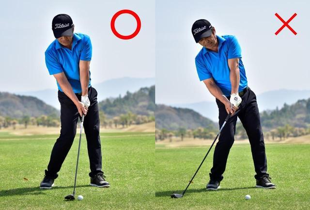 画像: 3番ウッドはイメージより球が低くなりがちなので、自分から「上げに」いきやすいが、レベルに打ったほうが球が上がることを知っておきましょう