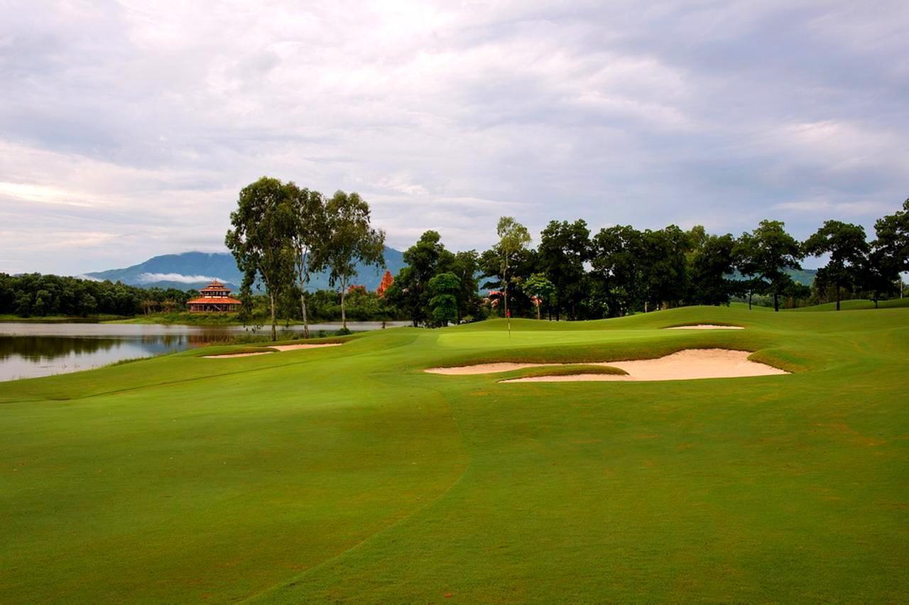 画像: キングスアイランドドゴルフクラブ レイクサイドコース(18H・6454Y・P72)、マウンテンビューコース(18H・7100Y・P72)