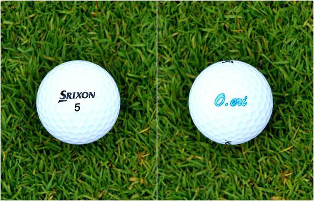 画像: ボールはスリクソンZスター