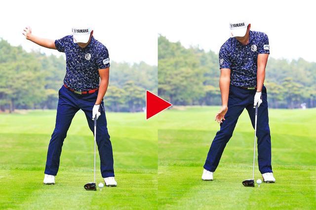 画像: 「右サイドを使ってボールに圧力を掛けていきます」