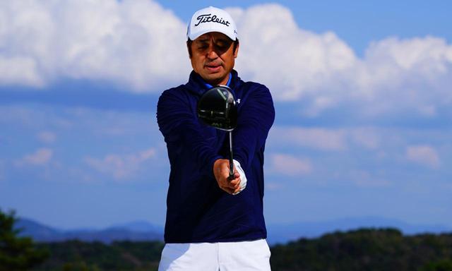 画像: 【通勤GD】伊澤利光「イザワの法則」Vol.3飛ばしたいときアマチュアは「手」を使い、プロは「体」を回す。ゴルフダイジェストWEB