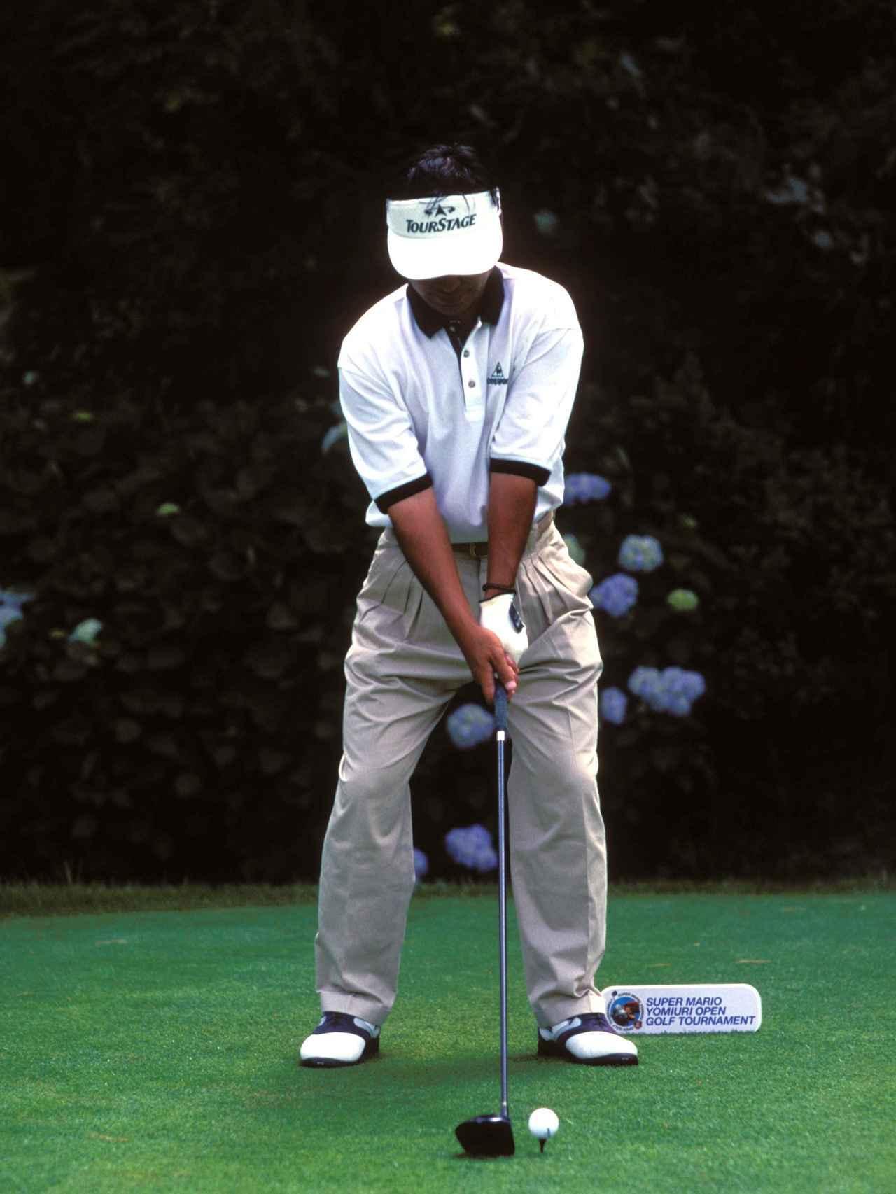 画像1: 【通勤GD】伊澤利光「イザワの法則」Vol.5「年齢」でスウィングは変える? 変えない? ゴルフダイジェストWEB