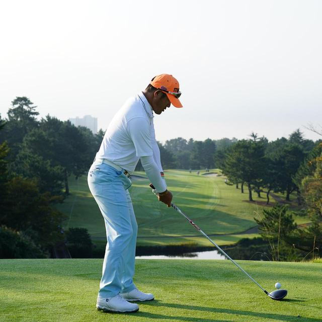 画像5: 【チェ・ホソン】振るたびに球を操る意識を感じる。「1本脚フィニッシュ」に詰まっているゴルフの神髄