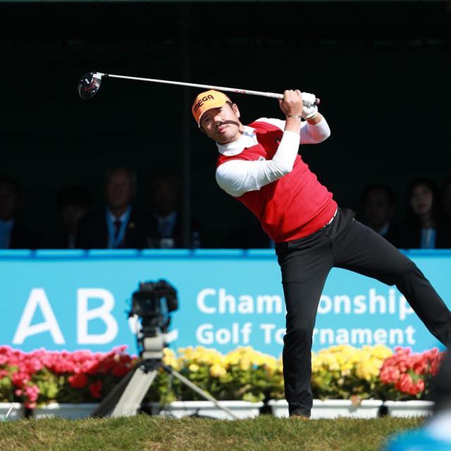 画像3: 【チェ・ホソン】振るたびに球を操る意識を感じる。「1本脚フィニッシュ」に詰まっているゴルフの神髄