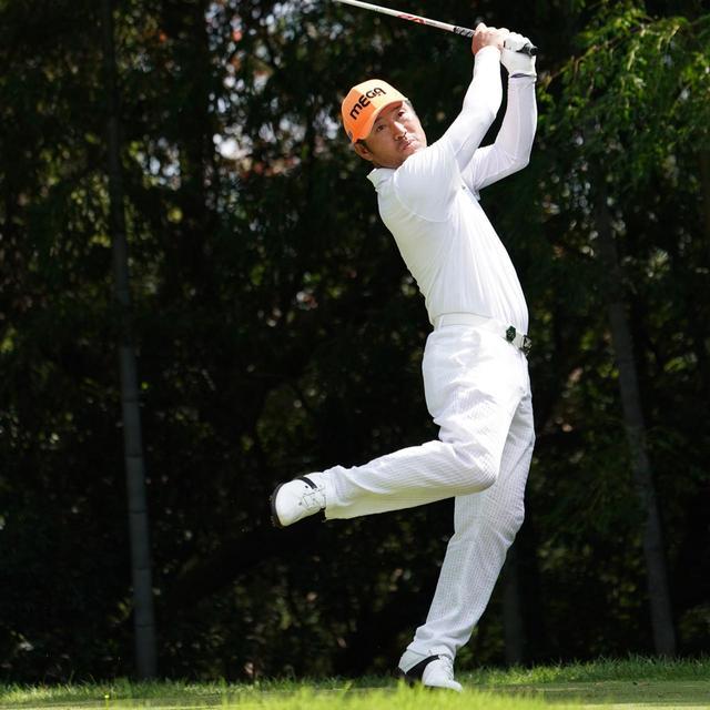 画像16: 【チェ・ホソン】振るたびに球を操る意識を感じる。「1本脚フィニッシュ」に詰まっているゴルフの神髄
