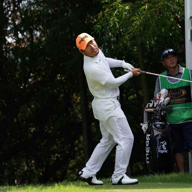 画像2: 【チェ・ホソン】振るたびに球を操る意識を感じる。「1本脚フィニッシュ」に詰まっているゴルフの神髄