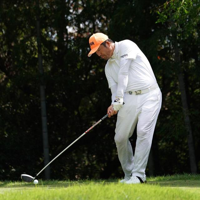 画像14: 【チェ・ホソン】振るたびに球を操る意識を感じる。「1本脚フィニッシュ」に詰まっているゴルフの神髄