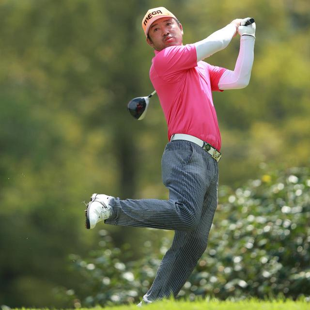 画像1: 【チェ・ホソン】振るたびに球を操る意識を感じる。「1本脚フィニッシュ」に詰まっているゴルフの神髄