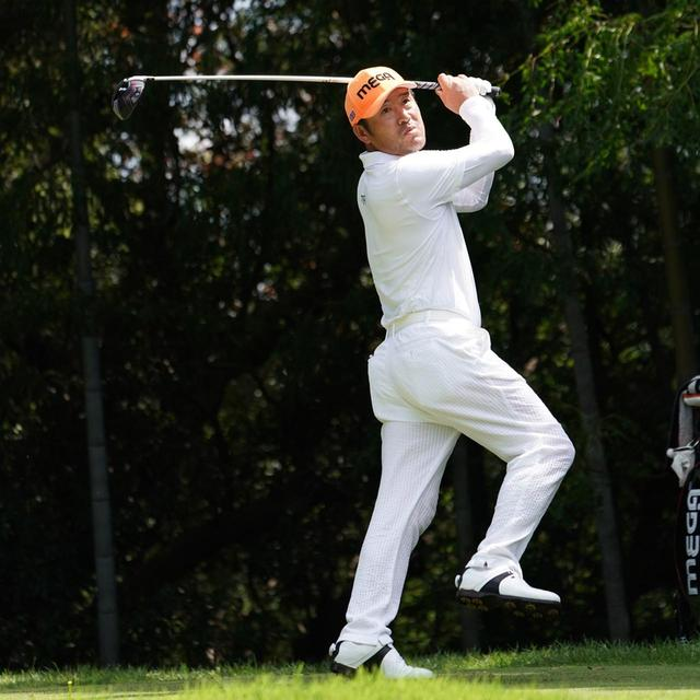 画像17: 【チェ・ホソン】振るたびに球を操る意識を感じる。「1本脚フィニッシュ」に詰まっているゴルフの神髄