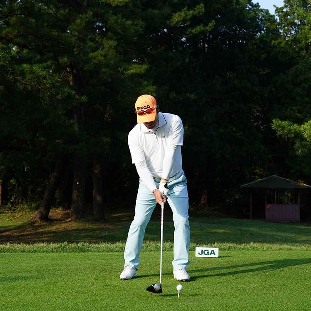 画像11: 【チェ・ホソン】振るたびに球を操る意識を感じる。「1本脚フィニッシュ」に詰まっているゴルフの神髄