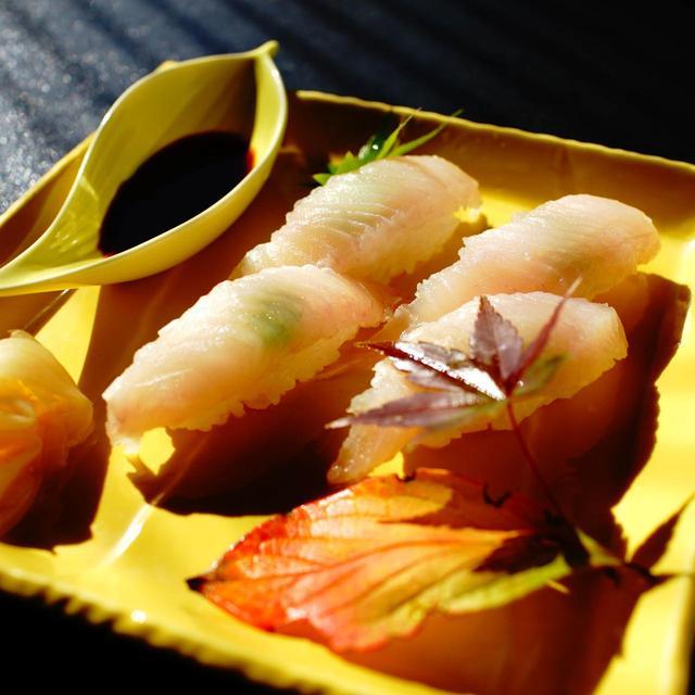 画像: なまず寿司 648円