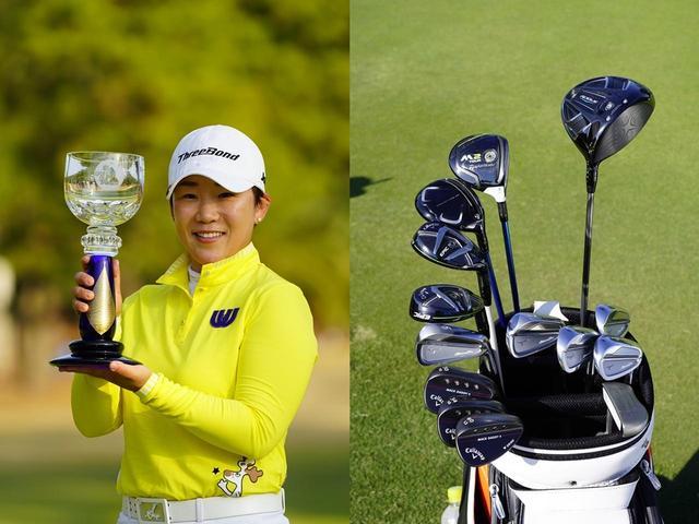 画像: シン・ジエ/1988年生まれ韓国出身。かつて世界ランキング1位にもなった実力者。2018年は4勝、メルセデスランキングでは賞金女王のアン・ソンジュを抑えて1位
