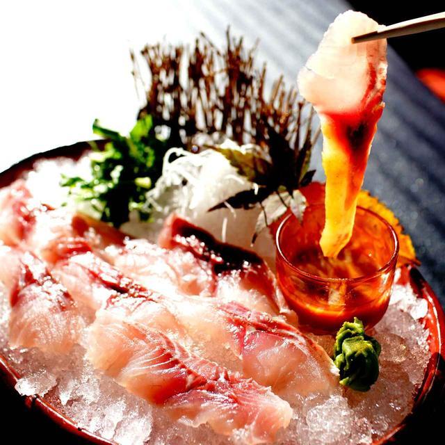 画像: 鯉のあらい 648円