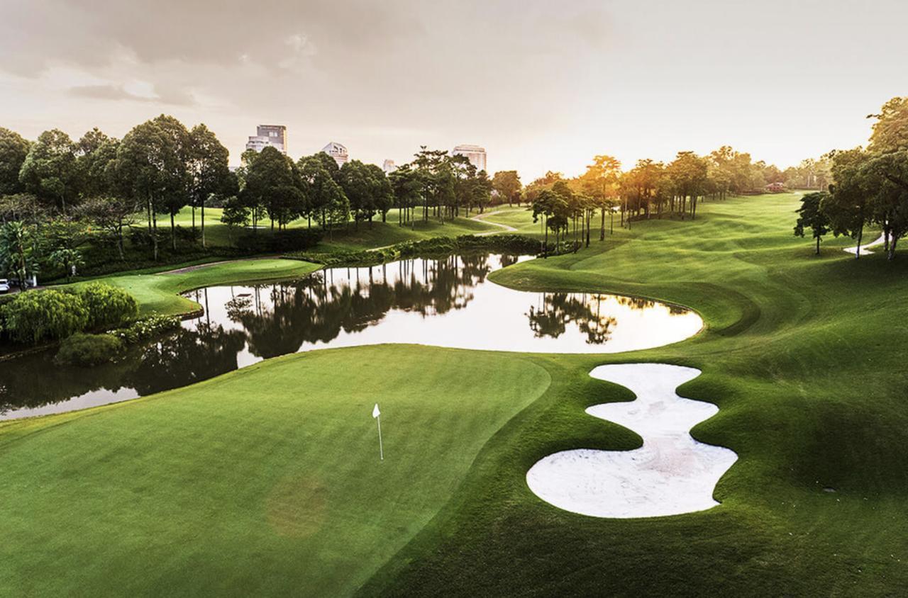 画像: 「TPCクアラルンプール」発展を続ける都市部にゴルフ場が隣接。これ以上のアクセスの良さはありえません