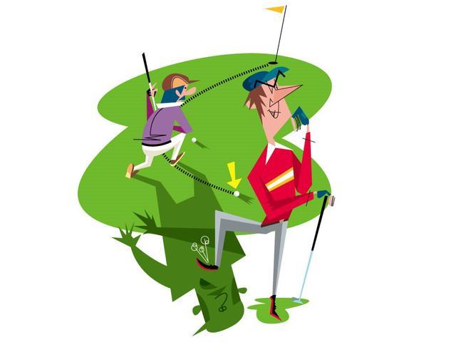 画像: 第1回のゴルフ川柳コンクール入賞作品