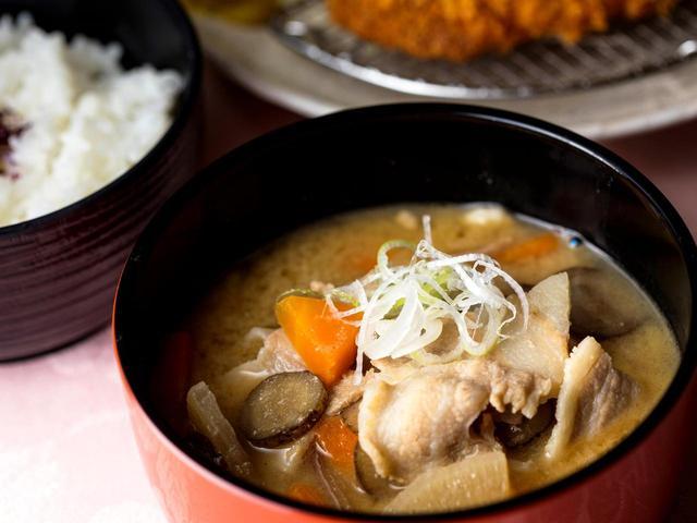 画像: 中津川カントリークラブ「豚汁付き定食が多数!」