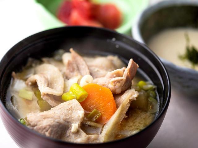 画像: 東名カントリークラブ「味噌も、肉も、野菜も、地元静岡産」