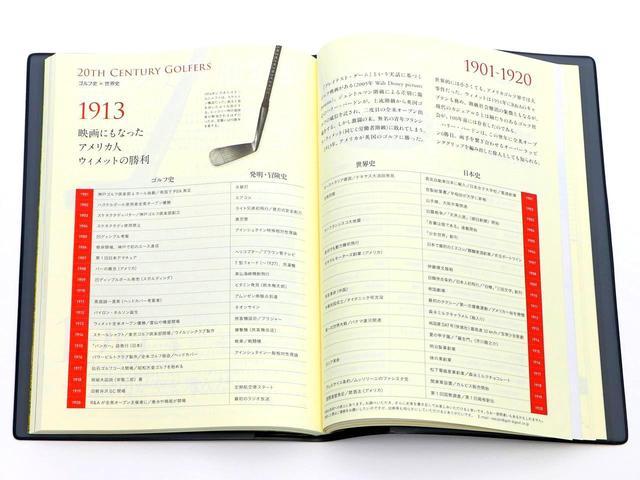 画像: 20世紀の世界事象とともに歩んできたゴルフ。百年間の読みものとして特集。文/上野喜久男