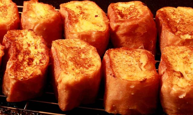 画像: 人気メニューのひとつ、フレンチトースト