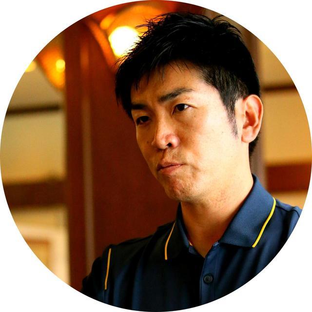 画像: 吉田洋一郎プロ 1978年生まれ。世界の名だたるコーチのもとを訪れ、最新理論を直接吸収するスウィング研究家。クォン教授との「反力打法」を週刊GD誌で連載中