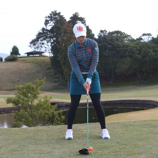 画像1: 【10本で握る】日本女子オープンでローアマ獲得の後藤未有さんは、現役女子高生のテンフィンガーグリップゴルファー。彼女の周りで「10本グリップ、増殖中!」