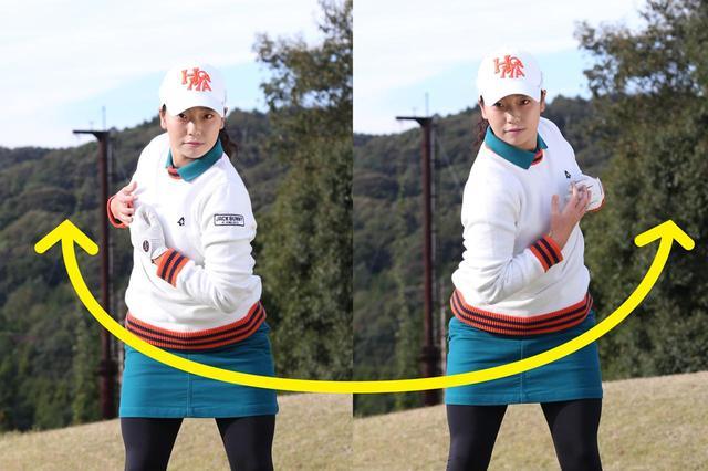 画像3: トレーニングもやっています「体の中心が安定するほどテンフィンガーが活きる」