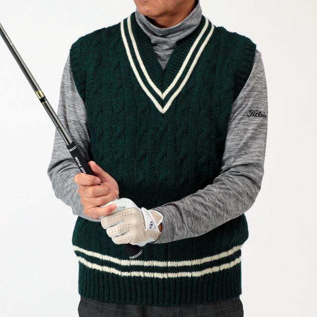 画像: ふっくらと編みたて、軽やかであたたか
