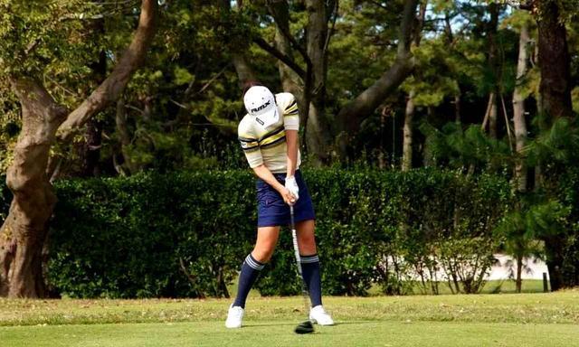 画像3: 【女子プロ百花/植田希実子】大人らしい落ち着いたプレーでスコアメークしたいです。得意なのはロングパット!