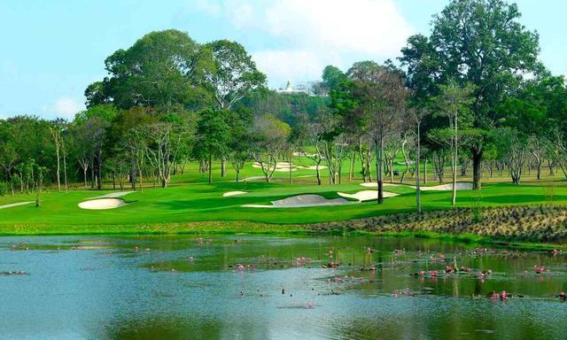 画像: 「Best Golf Course Renovation in Asia 」に選ばれたコースは、どこを切り取っても美しい