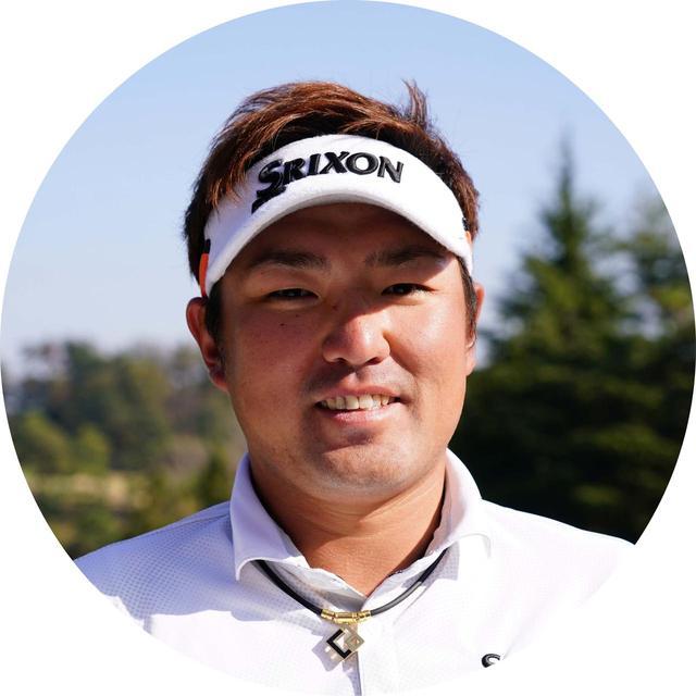 画像: 秋吉翔太プロ 1990年生まれ。2018年はミズノオープンで初優勝。ダンロップ・スリクソンオープンでも優勝し、ツアー2勝を挙げた