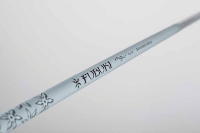 画像: 今回はHS40m/s前後の人向けにFUBUKI AiⅡ 50(SR)の組み合わせでプレゼント