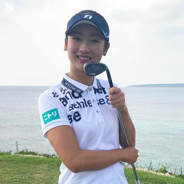 画像: 松田鈴英 2017年のプロテストで黄金世代の勝みなみらをかわしトップ通過。女子ツアー界の次世代を担うである期待の若手