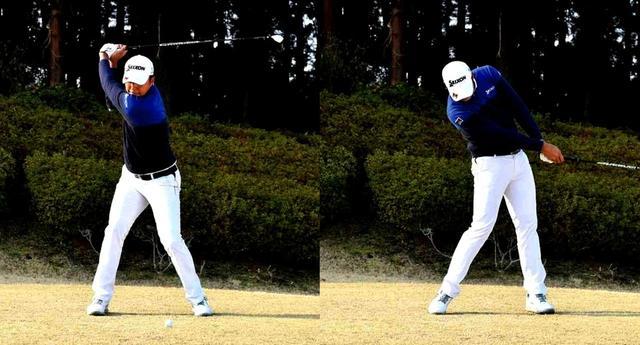 画像: 「 日頃の練習はもちろん、ラウンド前の調整にもぴったり。あおってちゃ絶対に当たりません」(出水田)