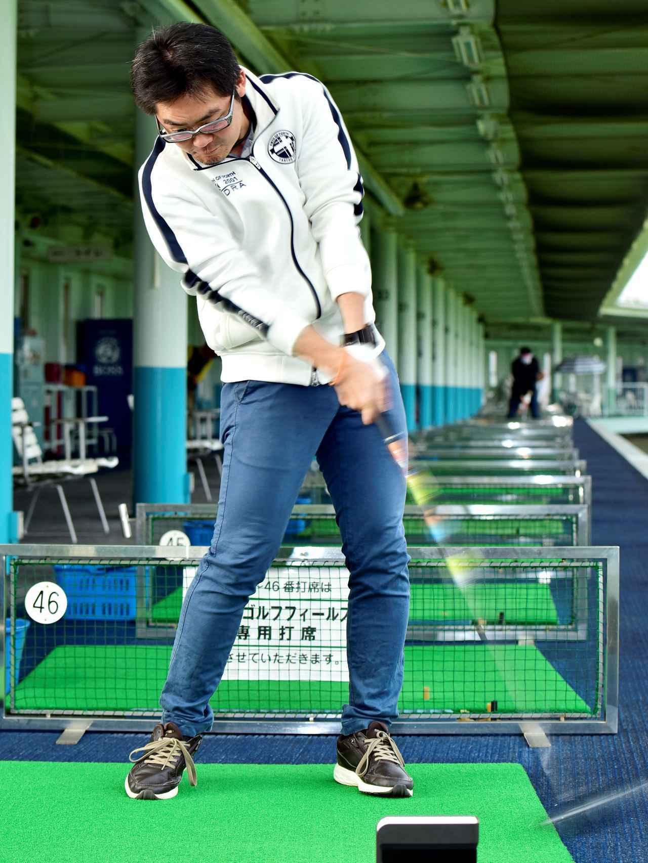 画像: 【試打・感想】小倉勇人 クラブに対するディープな視点と的確なコメントに定評があり。千葉のユニオンゴルフ店店長であり、クラブフィッターも務める。5下シングルの技量を持つ、目利きクラフトマン