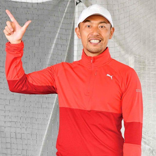 画像: 赤石隆プロ 神奈川県出身。東北福祉大学では同期の谷原秀人プロとともに活躍。アマ時代からやってきたドリルは数知れず。東京の原宿ゴルフアカデミーのチーフインストラクター