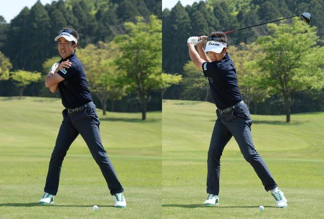 画像2: ヘッドは低く上げれば、低い位置に下りてきます